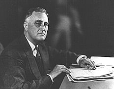 Fireside Chat with Franklin D. Roosevelt Picture