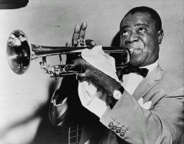 Louis Armstrong - OTR Picture