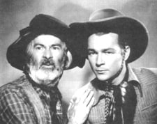 Roy Rogers - OTR Picture